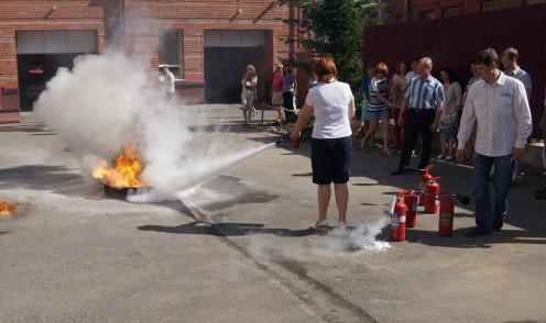 Пожарно-технический минимум: что это